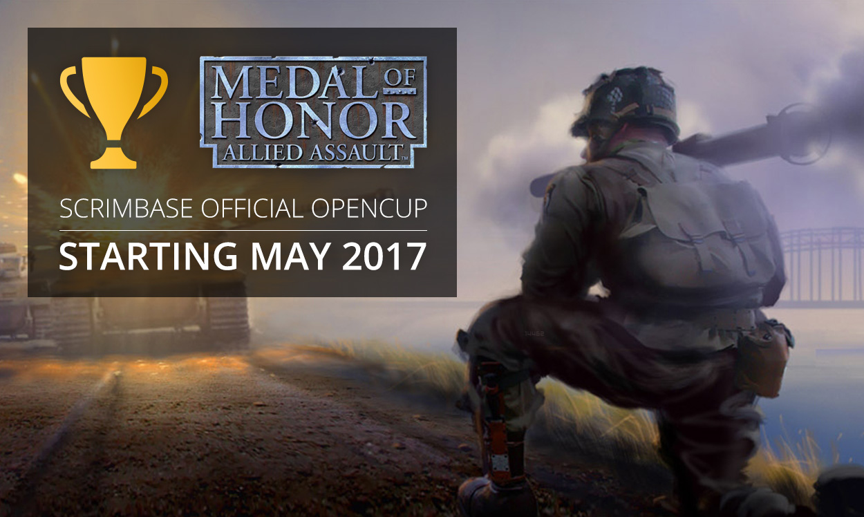Announcing ScrimBase Official MoHAA OpenCup