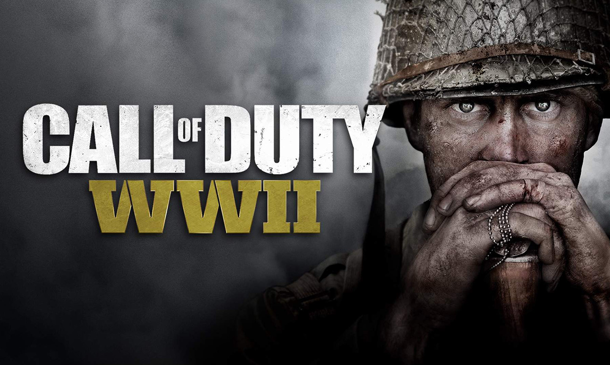 Call of Duty WW2 Launching Nov. 3rd
