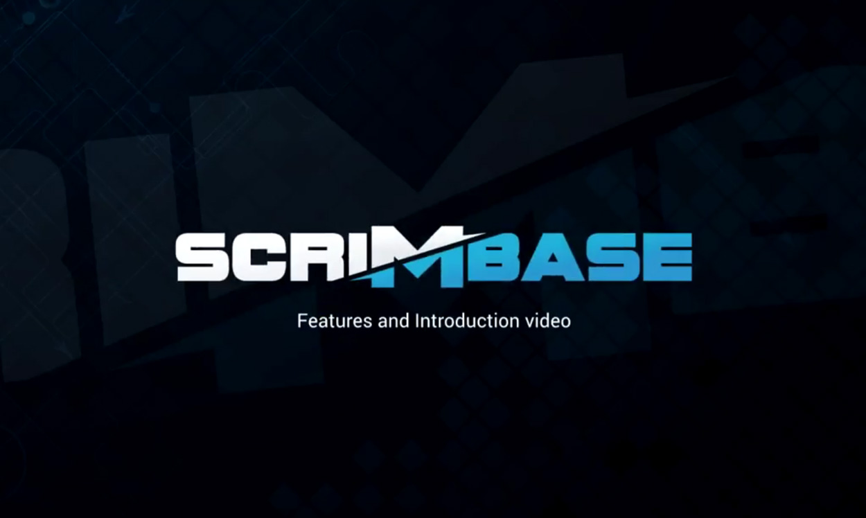 ScrimBase Introduction & Tutorial