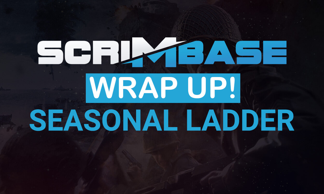 Seasonal MoH:AA ladder wrap up